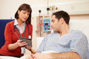 prise en charge patient avant operation