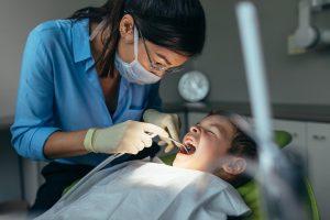 phobie du dentiste chez l'enfant
